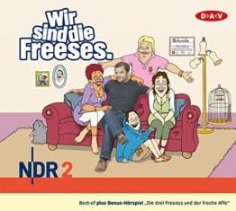 Wir sind die Freeses: Hörspiel (3 CDs) - 1