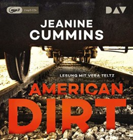 American Dirt: Lesung mit Vera Teltz (2 mp3-CDs) - 1