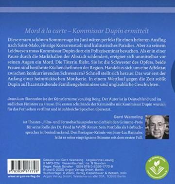 Bretonische Spezialitäten: Kommissar Dupins neunter Fall (Kommissar Dupin ermittelt, Band 9) - 2