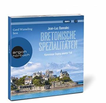 Bretonische Spezialitäten: Kommissar Dupins neunter Fall (Kommissar Dupin ermittelt, Band 9) - 3
