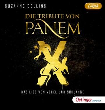 Die Tribute von Panem X: Das Lied von Vogel und Schlange (2mp3 CD) - 1