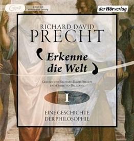 Erkenne die Welt: Eine Geschichte der Philosphie - Band 1 - Antike und Mittelalter (Geschichte der Philosophie, Band 1) - 1