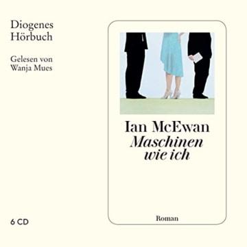 Maschinen wie ich (Diogenes Hörbuch) - 1