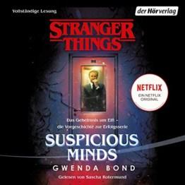 Stranger Things - Suspicious Minds. Das Geheimnis um Elfi: Stranger Things - Die Vorgeschichte zur Erfolgsserie 1 - 1
