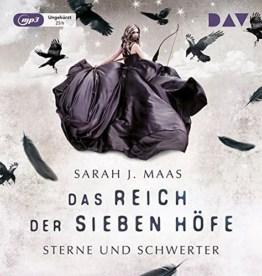 Das Reich der sieben Höfe – Teil 3: Sterne und Schwerter: Ungekürzte Lesung mit Musik mit Ann Vielhaben und Simon Jäger (3 mp3-CDs) - 1