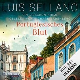 Portugiesisches Blut: Lissabon-Krimis 4 - 1