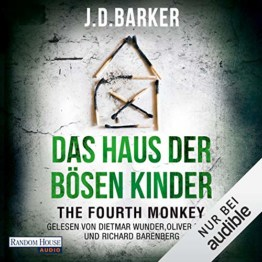 The Fourth Monkey - Das Haus der bösen Kinder: Sam Porter 3 - 1