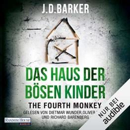 The Fourth Monkey - Das Haus der bösen Kinder: Sam Porter 3 - 1