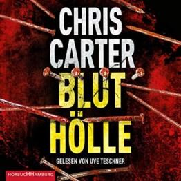 Bluthölle: 2 CDs (Ein Hunter-und-Garcia-Thriller, Band 11) - 1