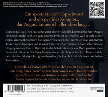 Das schwarze Band: Ein Fall für August Emmerich (Die Kriminalinspektor-Emmerich-Reihe, Band 4) - 2