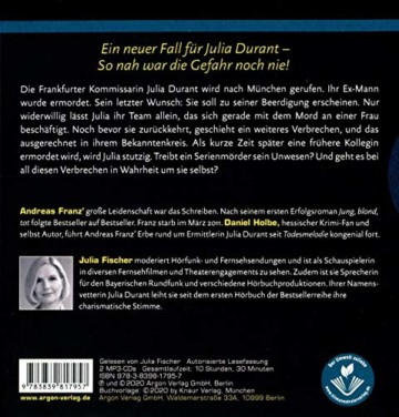 Der Flüsterer: Julia Durants neuer Fall (Julia Durant ermitelt, Band 20) - 2