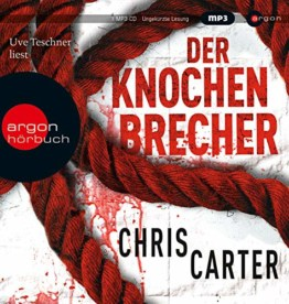 Der Knochenbrecher: Thriller (Hörbestseller MP3-Ausgabe) - 1