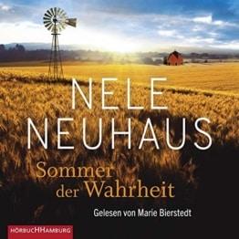 Nele Neuhaus: Sommer der Wahrheit: 6 CDs (Sheridan-Grant-Serie, Band 1) - 1