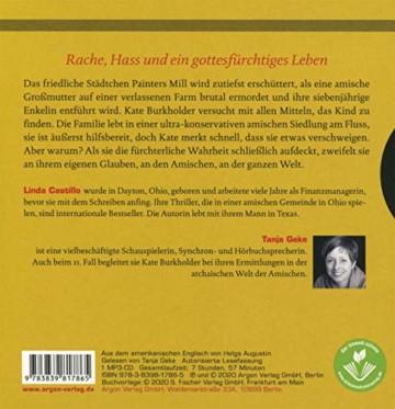 Quälender Hass (Kate Burkholder ermittelt, Band 11) - 2