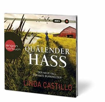 Quälender Hass (Kate Burkholder ermittelt, Band 11) - 3
