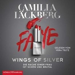 Wings of Silver. Die Rache einer Frau ist schön und brutal: 2 CDs (Golden Cage, Band 2) - 1