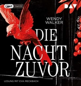 Die Nacht zuvor: Lesung mit Eva Meckbach (1 mp3-CD) - 1