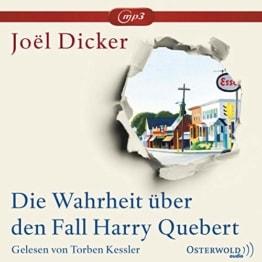 Die Wahrheit über den Fall Harry Quebert: Ungekürzte mp3-Ausgabe: 3 CDs - 1