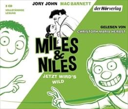 Miles & Niles - Jetzt wird's wild (Die Miles & Niles-Reihe, Band 3) - 1