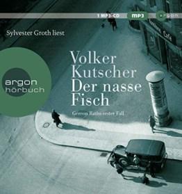 Der nasse Fisch: Gereon Raths erster Fall (Hörbestseller MP3-Ausgabe, Band 1) - 1