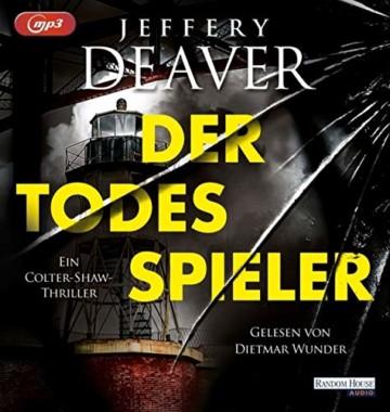 Der Todesspieler: Ein Colter-Shaw-Thriller - 1