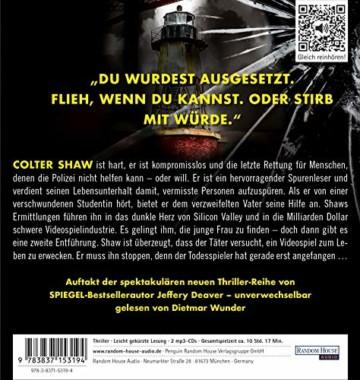 Der Todesspieler: Ein Colter-Shaw-Thriller - 2