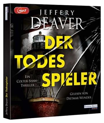 Der Todesspieler: Ein Colter-Shaw-Thriller - 3