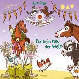 Die Haferhorde – Teil 10: Für kein Heu der Welt: Ungekürzte Lesung mit Bürger Lars Dietrich (2 CDs) (Die Haferhorde: Ungkürzte Lesungen mit Bürger Lars Dietrich) - 1