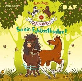 Die Haferhorde – Teil 8: So ein Fohlentheater!: Ungekürzte Lesung mit Bürger Lars Dietrich (2 CDs) (Die Haferhorde: Ungkürzte Lesungen mit Bürger Lars Dietrich) - 1