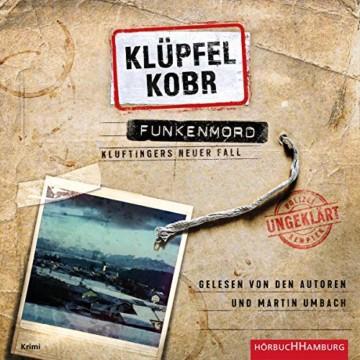 Funkenmord: Kluftingers neuer Fall: 12 CDs (Ein Kluftinger-Krimi, Band 11) - 1