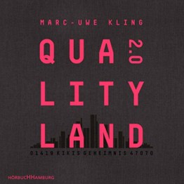 QualityLand 2.0: Kikis Geheimnis: 8 CDs - 1