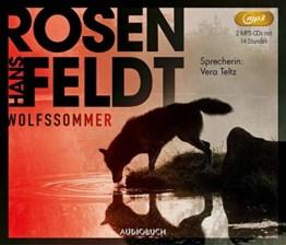Wolfssommer (Lesung auf 2 MP3-CDs) - 1