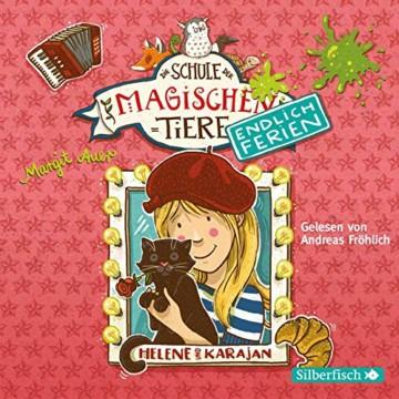 Die Schule der magischen Tiere - Endlich Ferien 4: Helene und Karajan: 2 CDs - 1