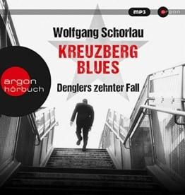 Kreuzberg Blues: Denglers zehnter Fall (Dengler ermittelt, Band 10) - 1