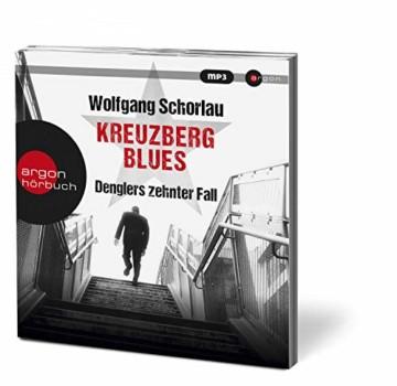Kreuzberg Blues: Denglers zehnter Fall (Dengler ermittelt, Band 10) - 2