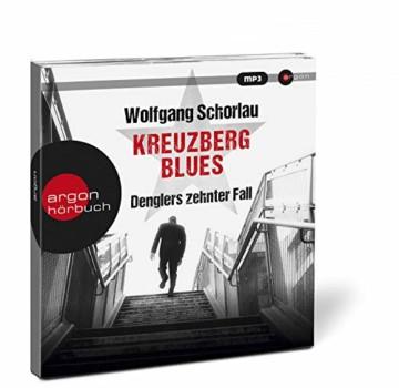 Kreuzberg Blues: Denglers zehnter Fall (Dengler ermittelt, Band 10) - 3