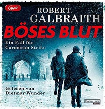 Böses Blut: Ein Fall für Cormoran Strike (Die Cormoran-Strike-Reihe, Band 5) - 1
