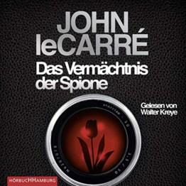 Das Vermächtnis der Spione: 8 CDs - 1