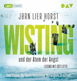Wisting und der Atem der Angst (Cold Cases 3): Lesung mit Götz Otto (1 mp3-CD) (Wistings Cold Cases) - 1