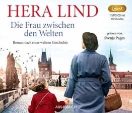 Die Frau zwischen den Welten (Lesung auf 1 MP3-CD) - 1