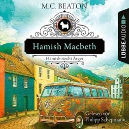 Hamish Macbeth riecht Ärger: Schottland-Krimis 9 - 1