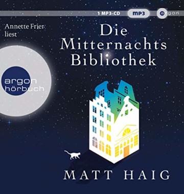 Die Mitternachtsbibliothek - 1