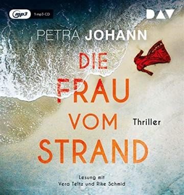 Die Frau vom Strand: Lesung mit Vera Teltz und Rike Schmid (1 mp3-CD) - 1