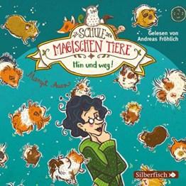 Die Schule der magischen Tiere 10: Hin und weg!: 2 CDs (10) - 1