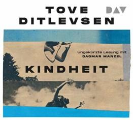 Kindheit: Teil 1 der Kopenhagen-Trilogie. Ungekürzte Lesung mit Dagmar Manzel (3 CDs) - 1