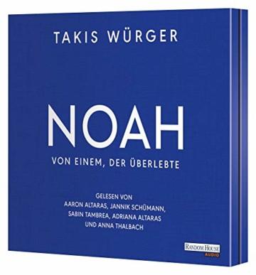 Noah – Von einem, der überlebte: Von einem, der überlebte - 3