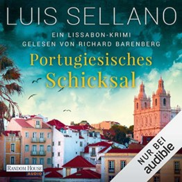 Portugiesisches Schicksal: Lissabon-Krimis 6 - 1
