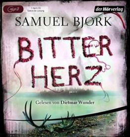 Bitterherz: Thriller - Ein Fall für Kommissar Munch 3 - 1