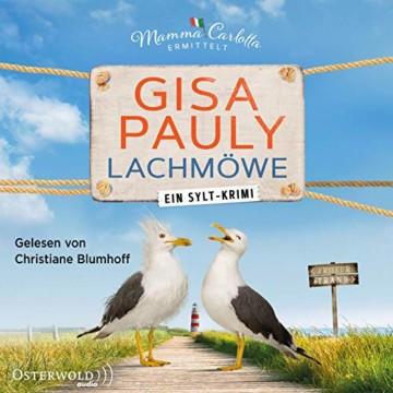 Lachmöwe: Ein Sylt-Krimi: 2 CDs (Mamma Carlotta, Band 15) - 1