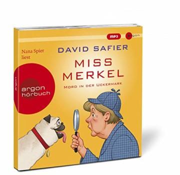 Miss Merkel: Mord in der Uckermark - 3